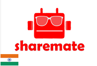 Sharemate Pvt. Ltd. ,INDIA